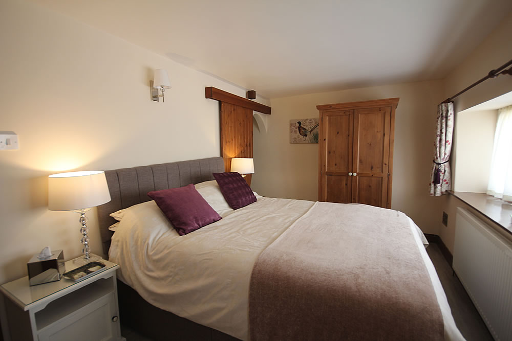 Cider Barn Double Bedroom